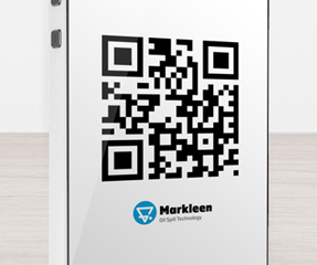 código QR para Markleen