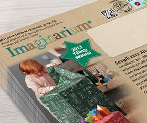 imaginarium carta navidad